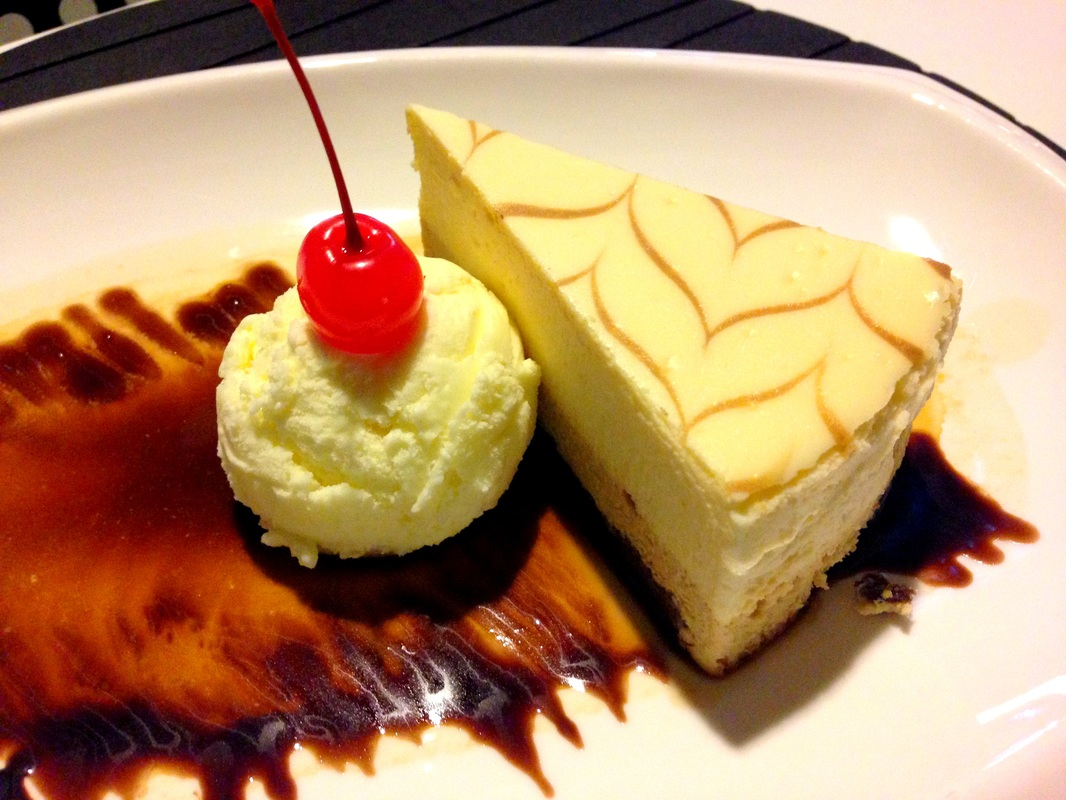 Espresso Cheesecake at Offshore Club